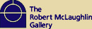 The Robert McLaughlin Gallery Logo